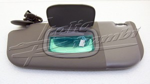 Sun visor (left hand driver) with mirror Alfa Romeo 147 / GT Coupe  -156053489