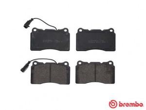 Brake pads set Brembo (FA) Alfa Romeo Giulietta 1.4 TB / 1.6 JTDM / 2.0 JTDM / 1.8 TBI