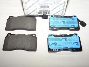 Brake pads set original Alfa (FA) Alfa Romeo Giulietta 1.4 TB / 1.6 JTDM / 2.0 JTDM / 1.8 TBI