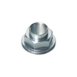 Drive shaft nut / Wheel bearing nut SW 36 Alfa Romeo 159, 159 SW, Spider, Brera, Giulia, Stelvio -60688906