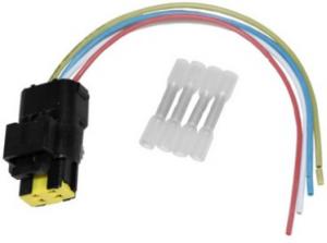 Cable repair kit for oil level sensor (55192304) 4-wire Alfa Romeo 159, Brera, Spider (939)