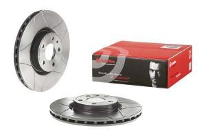 brake disk set brembo sport max alfa 147 gt 156 gtv spider. Black Bedroom Furniture Sets. Home Design Ideas