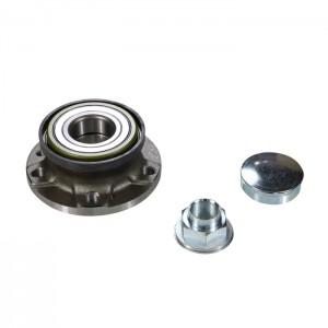 Wheel bearing, Hub, rear axle Alfa Romeo 147, 156, 156 SW, GT Coupe