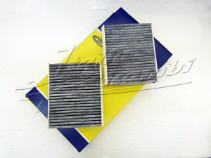 Active carbon filter set, cabin air filter Alfa Romeo 147, 156, GT Coupe - 46799653