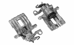 Brake caliper Alfa Romeo 147, 156, 156 SW, 166 (rear axle right side)  -77364540