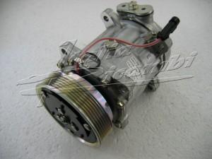 Air conditioning compressors Alfa Romeo 147, GT, 156, 166, GTV, Spider 2.5 V6 24V, 3.0 V6, 3.2 V6 24V