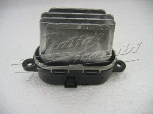 Heating resistance Alfa 147,GT,156 GTV,Spider(Air conditioning) - 60779301
