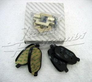 Brake Pads (RA)  Alfa 159, 159 SW, Brera, Spider (939)