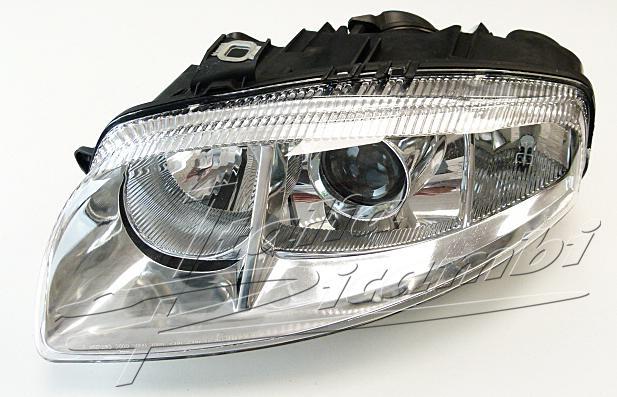 xenon headlight left side (lhd) alfa romeo gt co alfa romeo