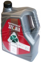 Engine oil Selenia Quadrifoglio 5W40 (5 liter can)