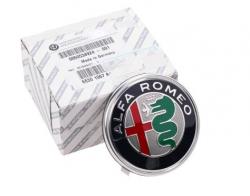 Emblem / Alfa Badge rear Alfa Romeo , Giulia / Stelvio  - 50534924