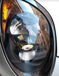Headlights right side (LHD) Alfa Romeo MiTo (955) Carbon Kit - 50540102